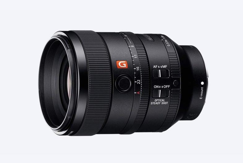 Sony G Master 100mm f/2.8