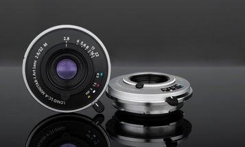 New Gear: Lomography's Lomo LC-A Minitar-1 Art Lens
