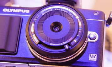 Olympus 15mm F/8 Micro Four Thirds Bodycap Lens: Hands-On and First Impressions