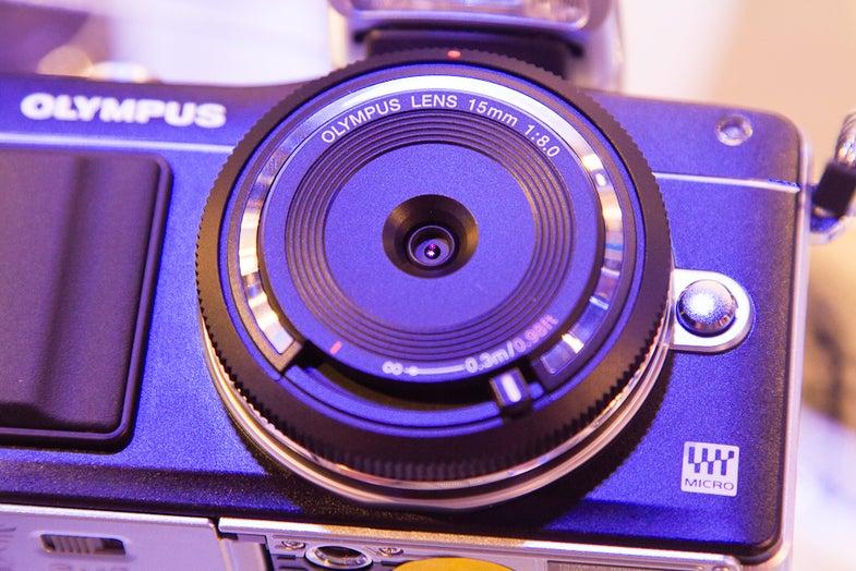Olympus 15mm F/8 Bodycap Lens
