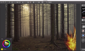 New Gear: Corel ParticleShop Brings Dramatic Painter Effects to Photoshop