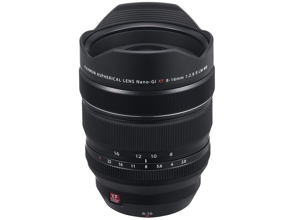 Fujinon XF8-16MMF2.8 R LM WR Lens