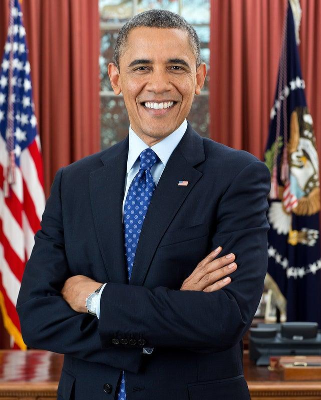 Presidential Portrait 2012