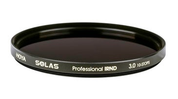 Hoya Solas IRND neutral density filters