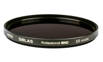 The New Hoya Solas IRND Neutral Density Filters Cut Down On Exposure, Infrared Radiation