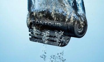 The ContourROAM Hands-Free Camera Is Light, Waterproof