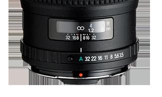 New Gear: Ricoh Announces Pentax 35mm F/3.5 Wide-Angle, Medium Format Lens