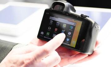 Samsung Announces $1600 Price Tag for Galaxy NX