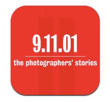 9/11: The Photographers' Stories iPad icon