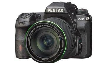 New Gear: Ricoh Pentax K-3 24-Megapixel DSLR