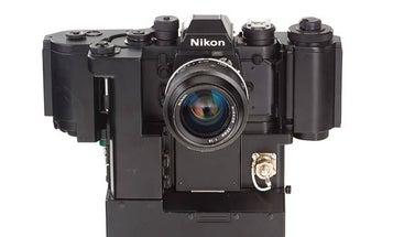 2013 WestLcht Camera Auction to Include Heavily-Modified Nikon NASA Camera