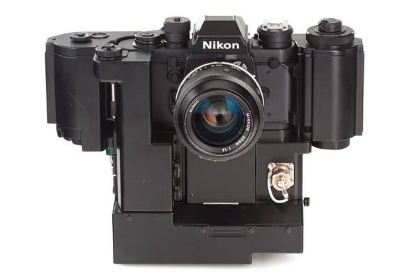 Nikon NASA F3 Space Camera