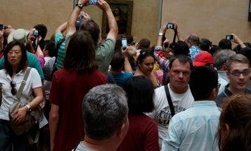 No Photos, Please: Museum Asks Visitors to Trade Cameras for Pencils