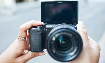 New Gear: Sony NEX-5R Interchangeable-lens Compact Has Hybrid AF, Built-In WiFi, Apps