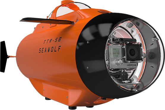 The Seawolf Is an Actual Submarine For Your GoPro Camera