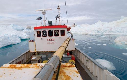 """Conquer-the-World-Illulissat-Greenland"""