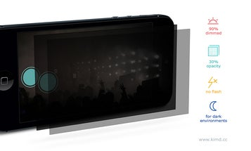 Kimd App Makes You A More Considerate Smartphone Concert Photographer