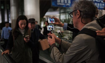 Behind the Scenes of Apple's Super Bowl Ad Shot on the iPhone 5s