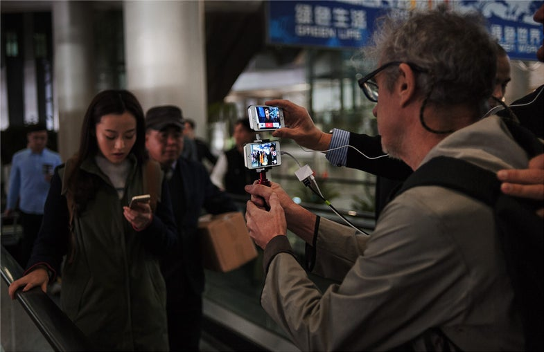 iPhone 5s video ad