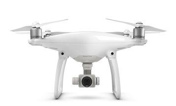 New Gear: DJI Phantom 4 Drone Refuses to Crash