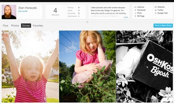Photo-Sharing Site 500PX Gets a New Look, Photo Market