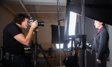 Video: Behind the Scenes with Peter Hurley, the Headshot King