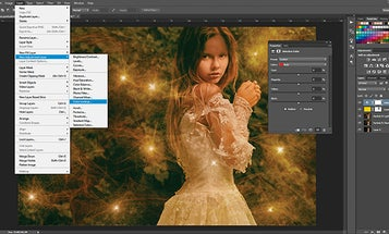 Software Workshop: Create Fantasy Photo Composites With Corel ParticleShop