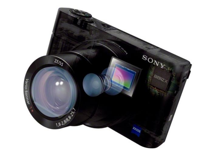 Sony RX100 Mark III Camera