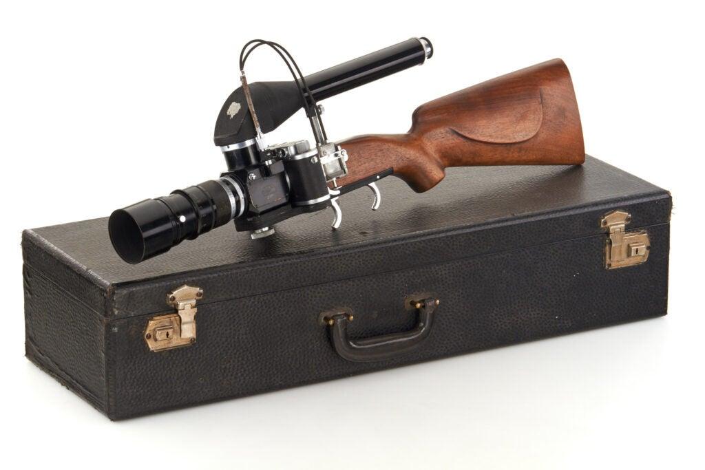 Leica Rifle Camera Auction