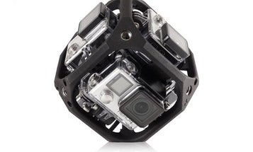 GoPro's New Spherical Camera Mounts Are Made For Virtual Reality
