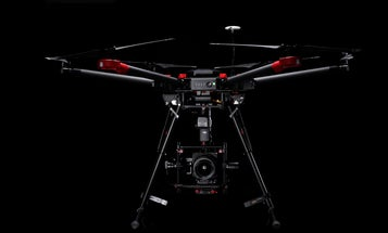 You Can Now Buy a Medium-Format Camera Drone from DJI and Hasselblad