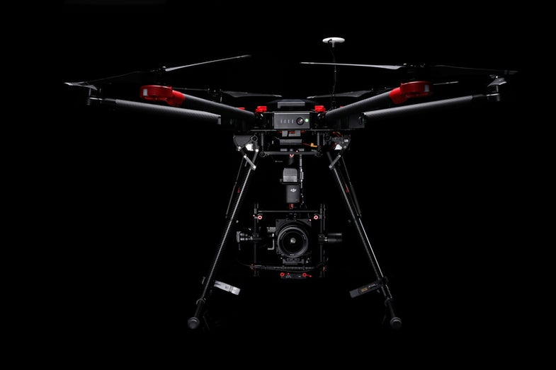Hasselblad DJI Medium Format Camera Drone
