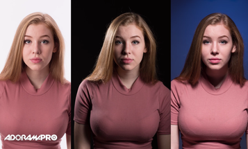 Video: This Is How You Shoot Three Different Portraits in One Second Using Lighting