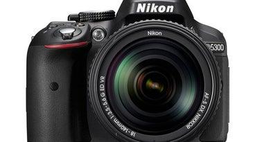 Nikon D5300 DSLR
