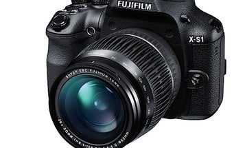 Fujifilm X-S1 Faux DSLR Coming To The US For $799