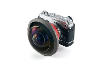 The Entaniya Fisheye Lens For Micro Four Thirds Can See Behind Itself, Shoot One-Shot VR