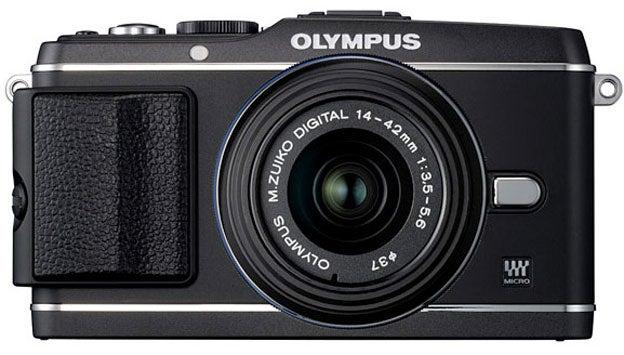 Olympus E-P3 Main