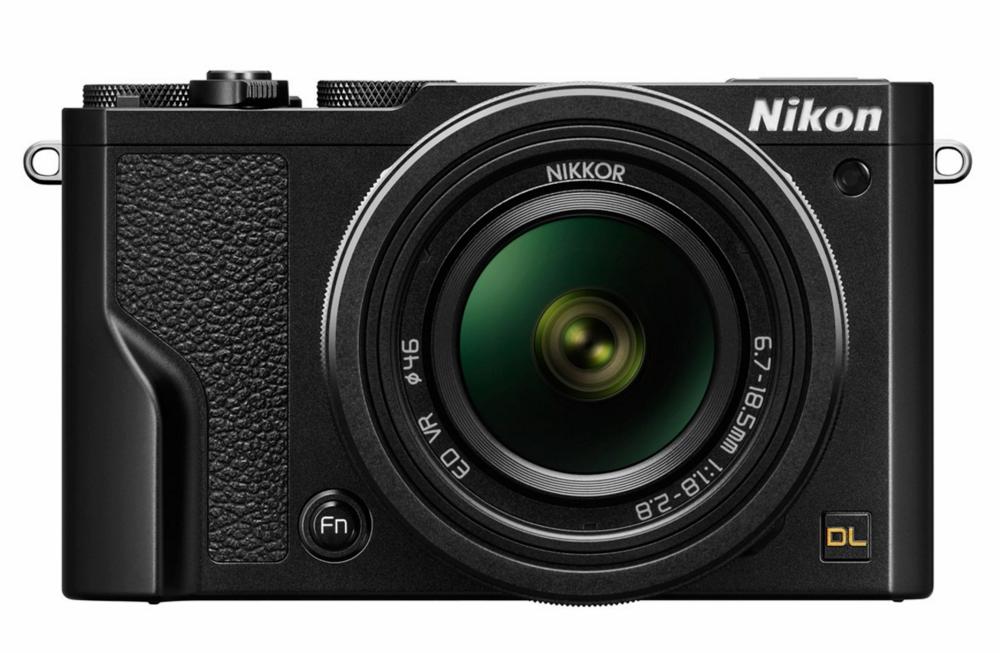 Nikon DL Compact Cameras Cancelled