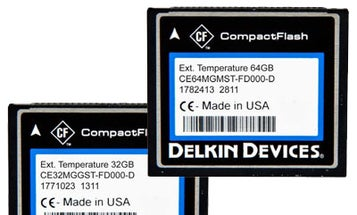 New Delkin CF Cards Are Obscenely Tough, Expensive