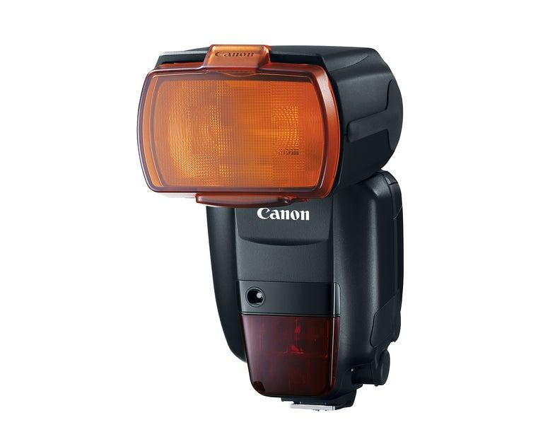 Canon 600EX II-RT Speedlite Flash With Radio Trigger Built-IN