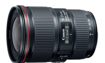EF 16-35mm f/4L IS USM Zoom Lens