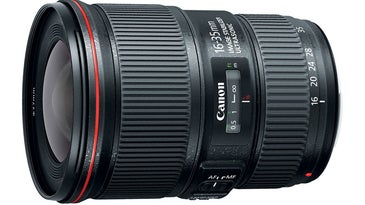 Canon 16-35mm F/4L IS Wide Angle Zoom Lens