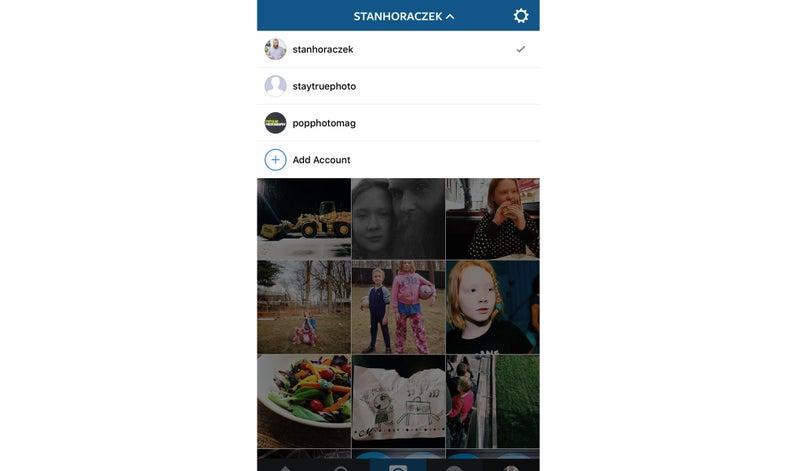 Instagram Multiple Accounts