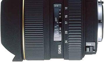 Sigma 12–24mm f/4.5–5.6 EX DG HSM