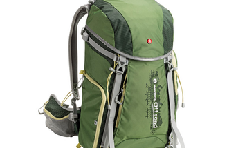 New Gear: Manfrotto Off Road Backpack, Tripods, and Walking Sticks