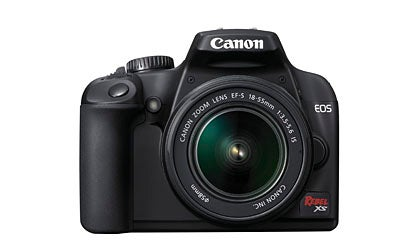 Hands-On-Canon-EOS-Rebel-XS-1000D