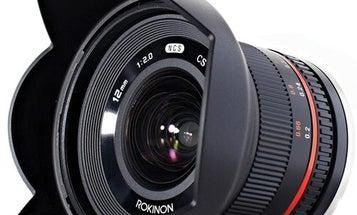 New Gear: Samyang Announces 12mm f/2, Overhauls Two Older Lenses