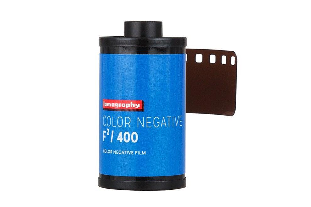 Lomography F2/400 color film