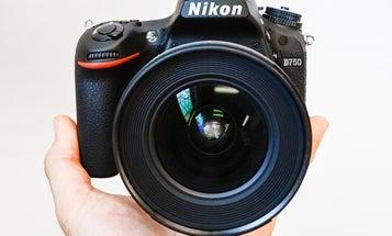New Gear: Nikon D750 Full Frame DSLR + 20mm F/1.8G