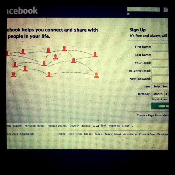 Facebook vintage